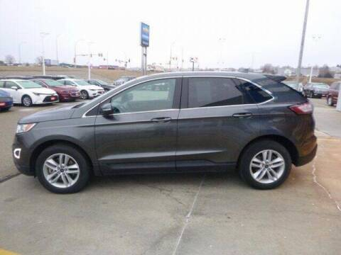 2018 Ford Edge for sale at Platinum Car Brokers in Spearfish SD