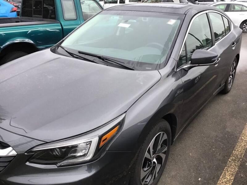 2020 Subaru Legacy for sale at Royal Moore Custom Finance in Hillsboro OR