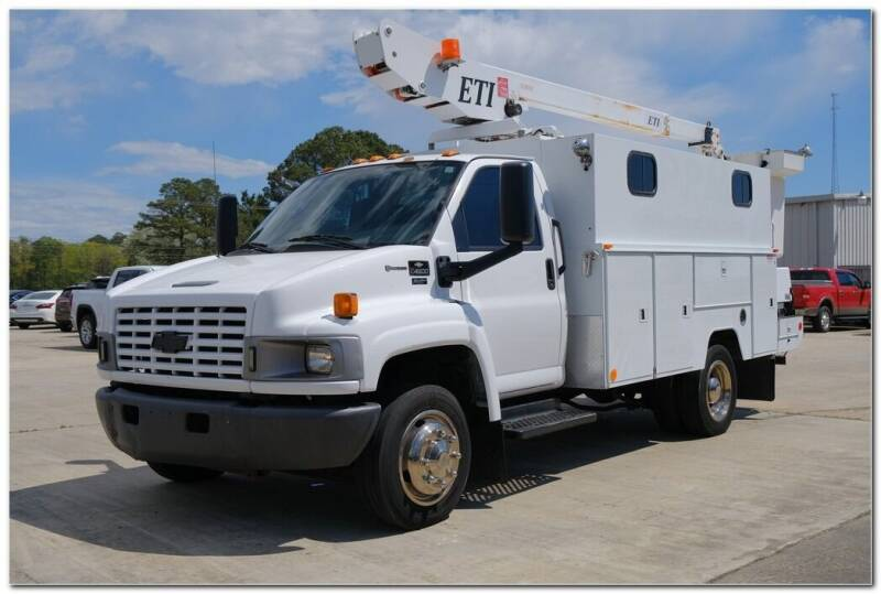 2008 Chevrolet C4500 for sale at STRICKLAND AUTO GROUP INC in Ahoskie NC