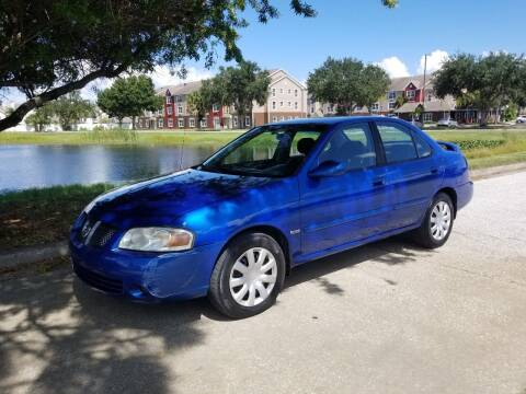 2006 Nissan Sentra for sale at Street Auto Sales in Clearwater FL