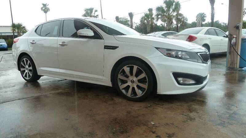 2012 Kia Optima for sale at AutoVenture Sales And Rentals in Holly Hill FL