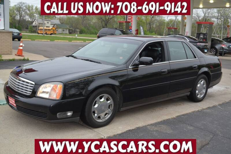 2000 Cadillac DeVille for sale at Your Choice Autos - Crestwood in Crestwood IL
