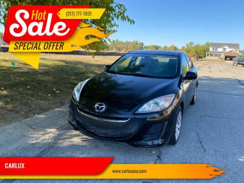 2010 Mazda MAZDA3 for sale at CARLUX in Fortville IN