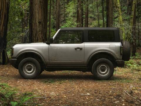 2021 Ford Bronco for sale at Mr Intellectual Cars in Troy MI