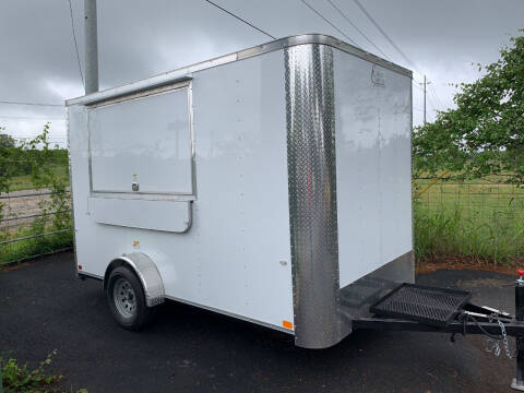 2021 CARGO CRAFT CONCESSION for sale at Trophy Trailers in New Braunfels TX