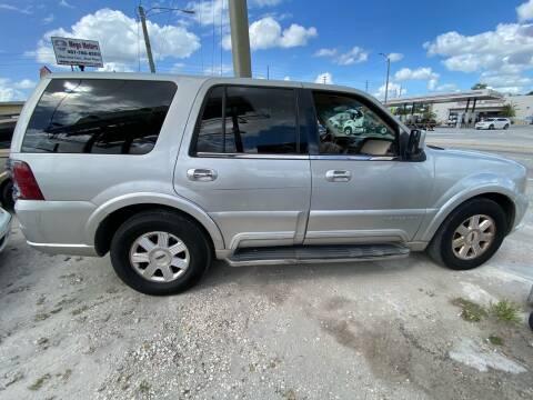 2003 Lincoln Navigator for sale at Mego Motors in Orlando FL