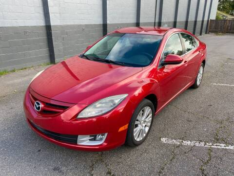 2010 Mazda MAZDA6 for sale at APX Auto Brokers in Lynnwood WA