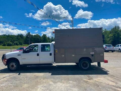 2003 Ford F-450 Super Duty for sale at Upstate Auto Sales Inc. in Pittstown NY