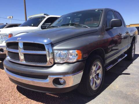 2004 Dodge Ram Pickup 1500 for sale at SPEND-LESS AUTO in Kingman AZ