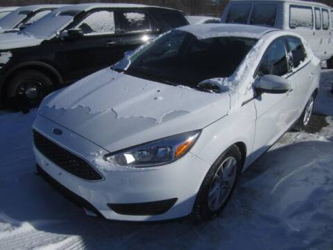 2015 Ford Focus for sale at J & K Auto - J and K in Saint Bonifacius MN