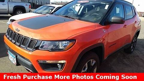 2018 Jeep Compass for sale at Nyhus Family Sales in Perham MN