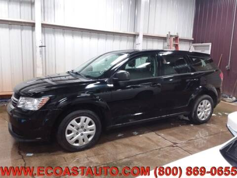 2014 Dodge Journey for sale at East Coast Auto Source Inc. in Bedford VA