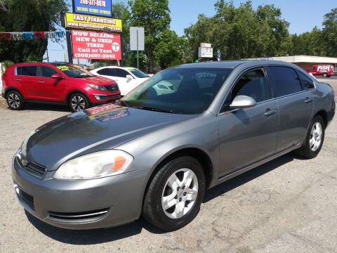 2008 Chevrolet Impala for sale at Right Choice Auto in Boise ID