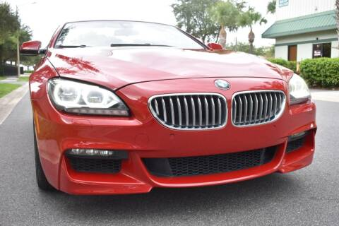 2013 BMW 6 Series for sale at Monaco Motor Group in Orlando FL