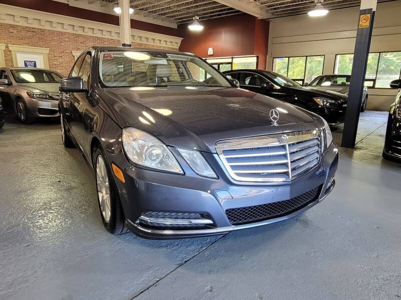 2013 Mercedes-Benz E-Class for sale at AW Auto & Truck Wholesalers  Inc. in Hasbrouck Heights NJ