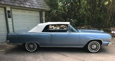 1964 Chevrolet Chevelle for sale at Classic Car Deals in Cadillac MI