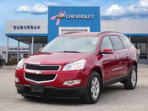 2012 Chevrolet Traverse for sale at Suburban Chevrolet of Ann Arbor in Ann Arbor MI