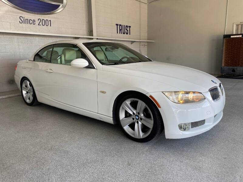 2008 BMW 3 Series for sale at TANQUE VERDE MOTORS in Tucson AZ