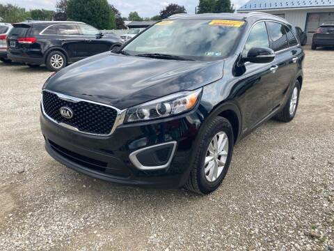 2016 Kia Sorento for sale at Corry Pre Owned Auto Sales in Corry PA