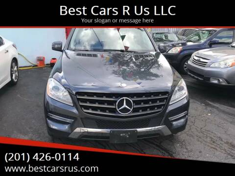2013 Mercedes-Benz M-Class for sale at Best Cars R Us LLC in Irvington NJ