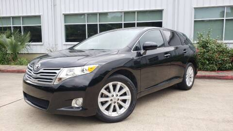2012 Toyota Venza for sale at Houston Auto Preowned in Houston TX