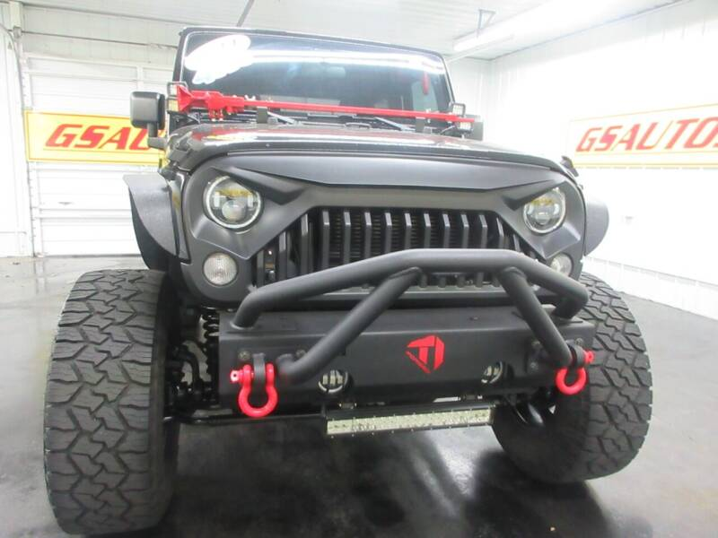2014 Jeep Wrangler 4x4 Sport 2dr SUV - Ardmore TN