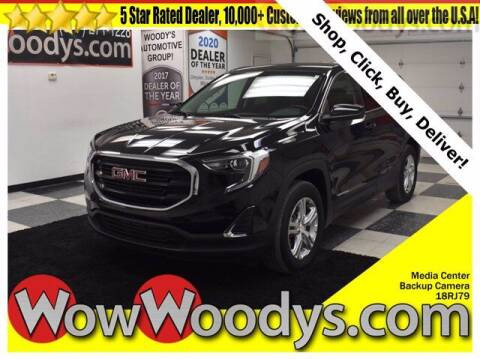 2018 GMC Terrain for sale at WOODY'S AUTOMOTIVE GROUP in Chillicothe MO