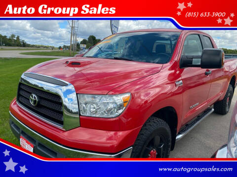 2007 Toyota Tundra for sale at Auto Group Sales in Roscoe IL