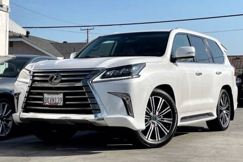2019 Lexus LX 570 for sale at Fastrack Auto Inc in Rosemead CA