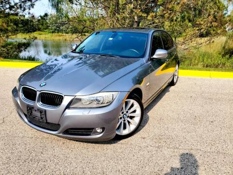 2011 BMW 3 Series for sale at Excalibur Auto Sales in Palatine IL