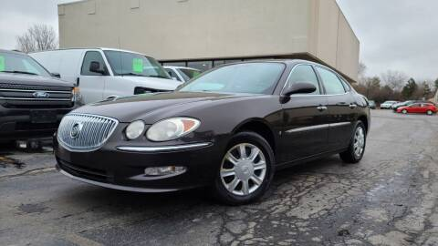 2008 Buick LaCrosse for sale at Sedo Automotive in Davison MI