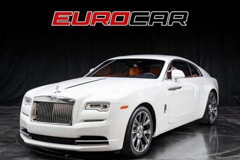 2021 Rolls-Royce Wraith