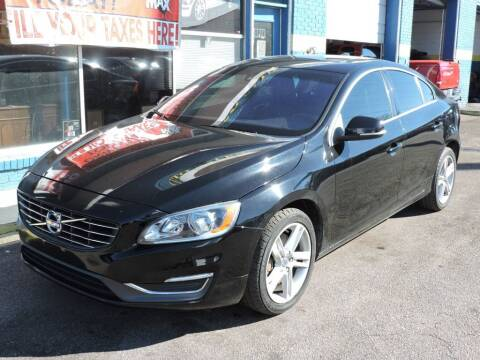 2015 Volvo S60 for sale at Drive Auto Sales & Service, LLC. in North Charleston SC