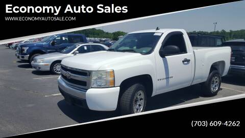 2008 Chevrolet Silverado 1500 for sale at Economy Auto Sales in Dumfries VA