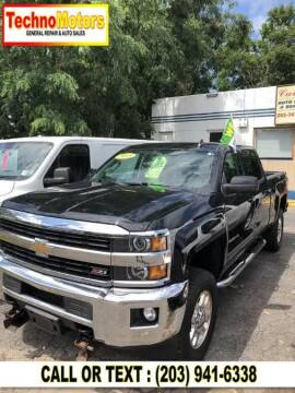 2015 Chevrolet Silverado 2500HD for sale at Techno Motors in Danbury CT