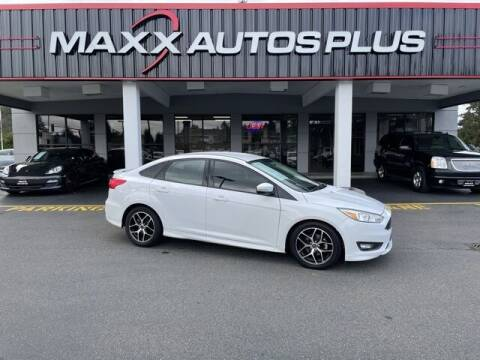 2015 Ford Focus for sale at Maxx Autos Plus in Puyallup WA