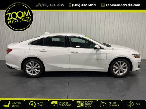 2020 Chevrolet Malibu for sale at ZoomAutoCredit.com in Elba NY