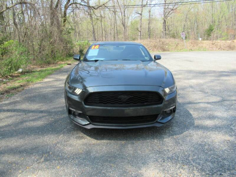 2016 Ford Mustang for sale at 4Auto Sales, Inc. in Fredericksburg VA