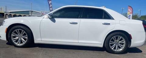 2016 Chrysler 300 for sale at Rayyan Auto Mall in Lexington KY
