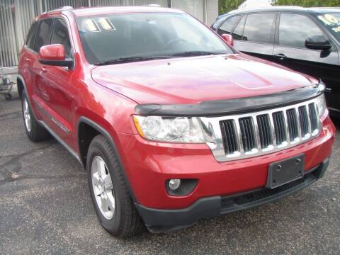 2011 Jeep Grand Cherokee for sale at Autoworks in Mishawaka IN