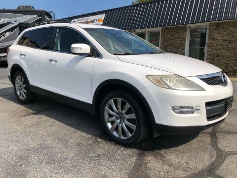 2009 Mazda CX-9 for sale at Approved Motors in Dillonvale OH