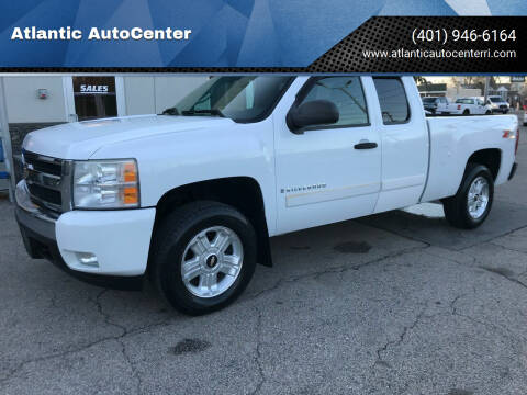 2007 Chevrolet Silverado 1500 for sale at Atlantic AutoCenter in Cranston RI