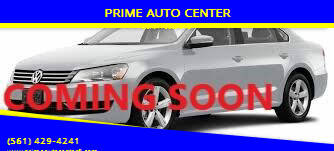 2013 Volkswagen Passat for sale at PRIME AUTO CENTER in Palm Springs FL