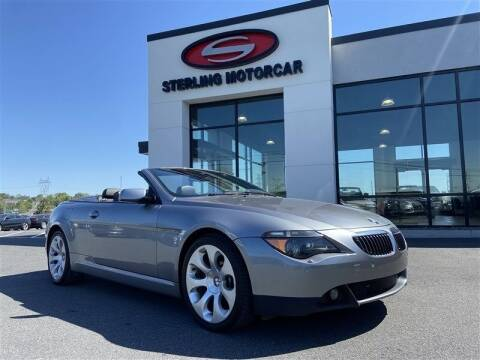 2007 BMW 6 Series for sale at Sterling Motorcar in Ephrata PA