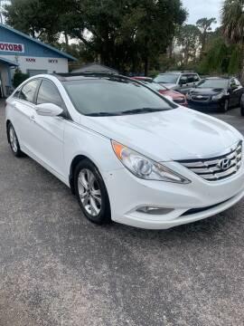 2012 Hyundai Sonata for sale at Supreme Motors in Tavares FL