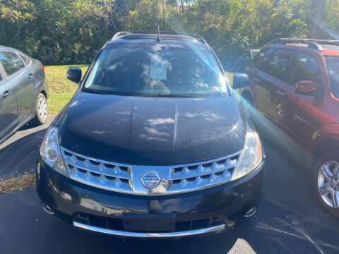 2007 Nissan Murano for sale at Bethlehem Auto Sales in Bethlehem PA
