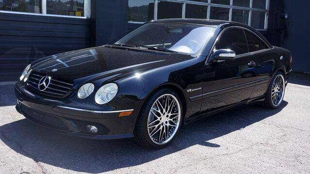 2005 Mercedes-Benz CL-Class for sale in Portland, OR