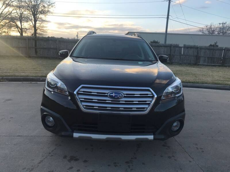 2017 Subaru Outback for sale at CARZLOT in Portsmouth VA