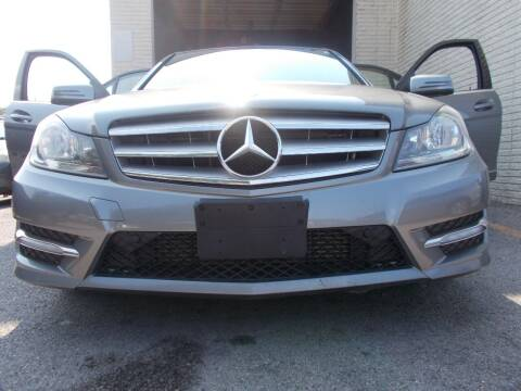 2012 Mercedes-Benz C-Class for sale at ACH AutoHaus in Dallas TX