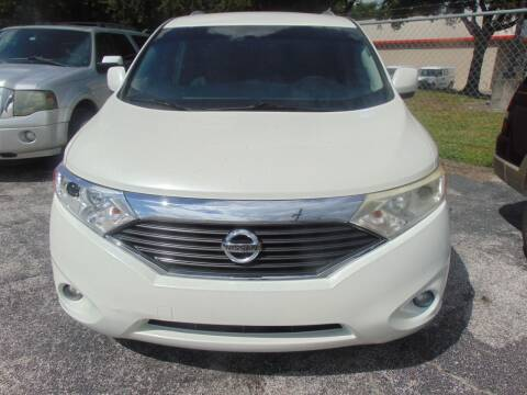 2014 Nissan Quest for sale at Payday Motor Sales in Lakeland FL